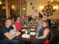 Turkish xmas meal 2012