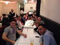 Xmas curry night 2013